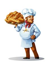 Официальная работа в Чехии, Работа в пекарне. Чехия